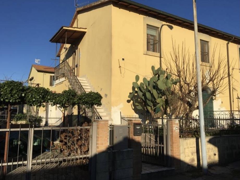 appartamento indipendente vendita roccastrada ribolla